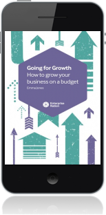 Cover of Going for Growth (Mobile Phone)
