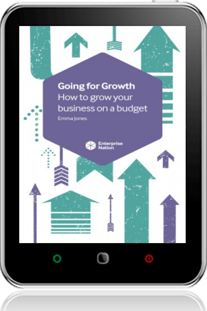 Cover of Going for Growth (Tablet)