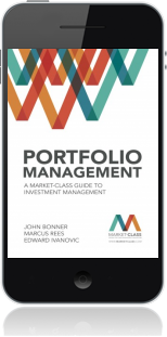 Cover of Portfolio Management on Mobile by Marcus Rees andJohn Bonner andEdward ivanovic
