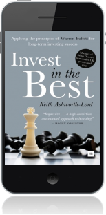Cover of Invest in the Best on Mobile by Keith Ashworth-Lord
