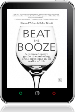 Cover of Beat the Booze (Tablet BW)