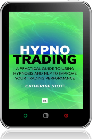 Cover of HypnoTrading on Tablet by Catherine Stott