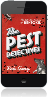 Cover of The Pest Detectives on Mobile by Rob Gray