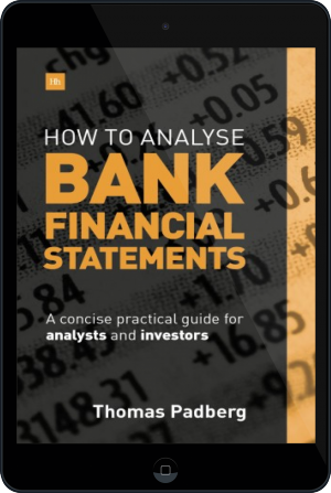 Cover of How to Analyse Bank Financial Statements on Tablet by Thomas Padberg
