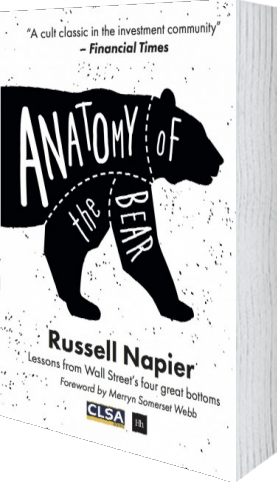 Anatomy of the Bear by Russell Napier | Harriman House