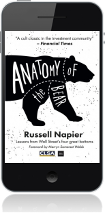 Cover of Anatomy of the Bear on Mobile by Russell Napier