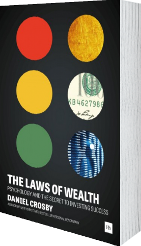 Cover of The Laws of Wealth by Daniel Crosby