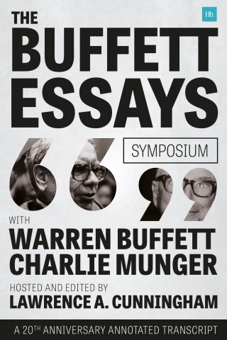 essays of warren buffett lessons for investors and managers The essays of warren buffett: lessons for corporate america, second editionmade its debut at brk 2008 annual meeting it is a definitive and clear source on buffett's views, and an excellent summary/interpretation of his letters to the shareholders.