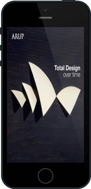 Cover of Total Design Over Time on Mobile by Arup