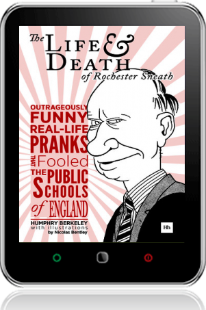 Cover of The Life and Death of Rochester Sneath on Tablet by