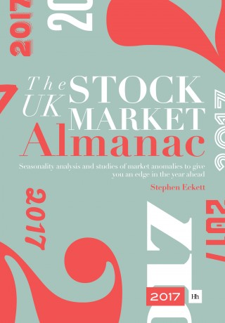 Cover of The Harriman Stock Market Almanac 2017 by Stephen Eckett