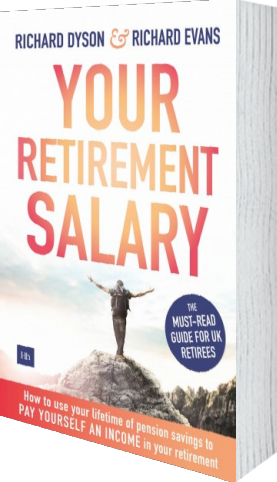 Cover of Your Retirement Salary by Richard Evans and Richard Dyson