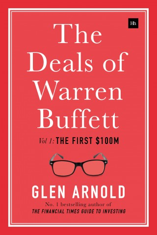 Cover of The Deals of Warren Buffett by Glen Arnold