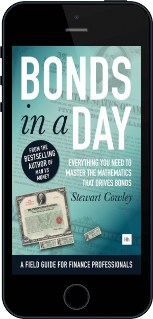 Cover of Bonds in a Day on Mobile by Stewart Cowley
