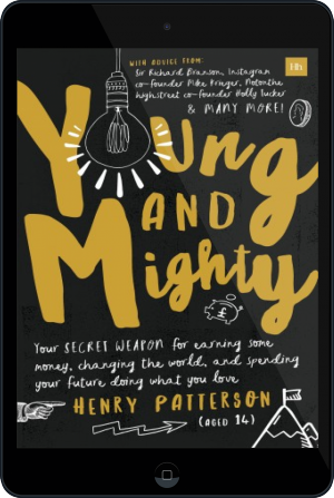 Cover of Young and Mighty (Tablet)