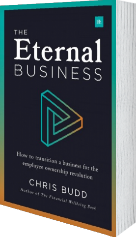 Cover of The Eternal Business (Paperback) by Chris Budd