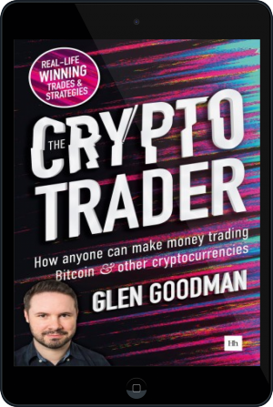 Cover of The Crypto Trader on Tablet by Glen Goodman