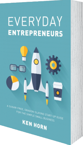 Cover of Everyday Entrepreneurs by Ken Horn