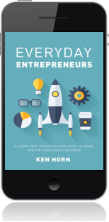 Cover of Everyday Entrepreneurs on Mobile by Ken Horn