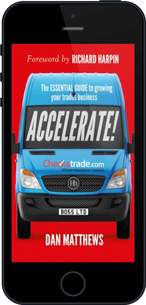 Cover of Accelerate! (Mobile Phone)