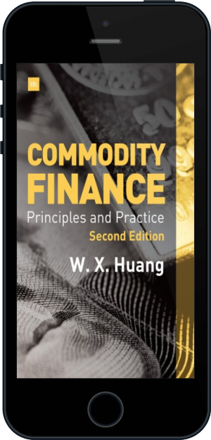 Cover of Commodity Finance -- 2nd Edition on Mobile by Weixin Huang