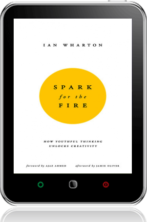 Cover of Spark for the Fire (Tablet)