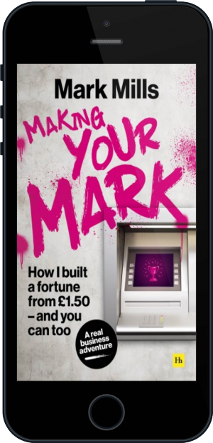 Cover of Making Your Mark on Mobile by Mark Mills