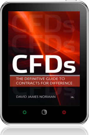 Cover of CFDs on Tablet by David James Norman