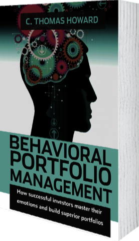 Cover of Behavioral Portfolio Management by C. Thomas Howard