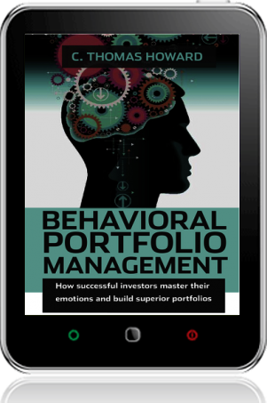 Cover of Behavioral Portfolio Management on Tablet by C. Thomas Howard