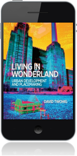 Cover of Living in Wonderland on Mobile by David Twohig