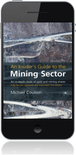 Cover of An Insider's Guide to the Mining Sector on Mobile by Michael Coulson