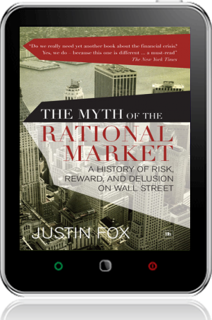 Cover of The Myth of the Rational Market (Tablet)