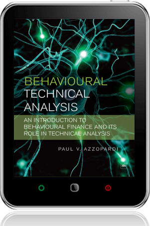 Cover of Behavioural Technical Analysis on Tablet by Paul V. Azzopardi
