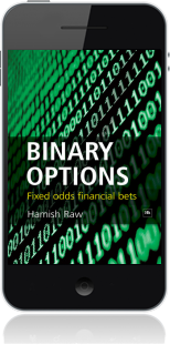 Cover of Binary Options on Mobile by Hamish Raw