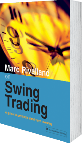Cover of Marc Rivalland on Swing Trading (Paperback) by Marc Rivalland