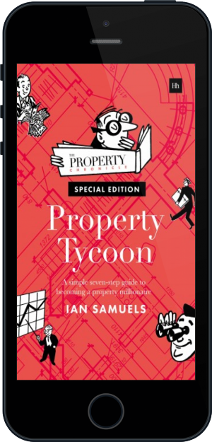 Cover of Property Tycoon on Mobile by Ian Samuels