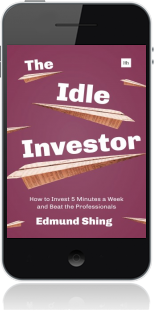 Cover of The Idle Investor (Mobile Phone)