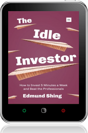 Cover of The Idle Investor (Tablet)