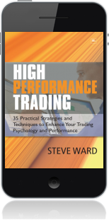Cover of High Performance Trading on Mobile by Steve Ward