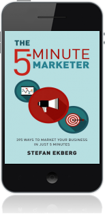 Cover of The 5-Minute Marketer (Mobile Phone)