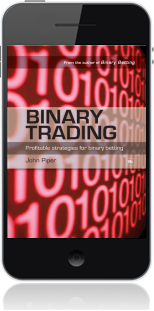 Cover of Binary Trading on Mobile by John Piper