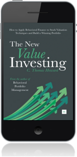 Cover of The New Value Investing on Mobile by C. Thomas Howard