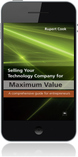 Cover of Selling Your Technology Company for Maximum Value (Mobile Phone)