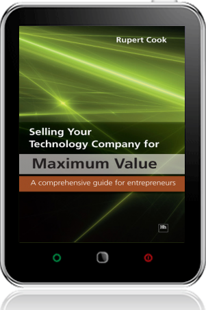 Cover of Selling Your Technology Company for Maximum Value (Tablet)